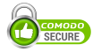 COMODO trusted site seal