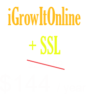 iGrowItOnline SSL Bundle